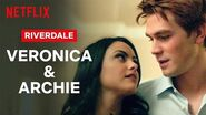 Archie and Veronica's Love Story Riverdale Netflix