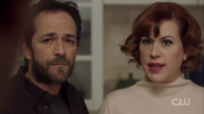 Season 1 Episode 11 To Riverdale and Back Again Mary and Fred close up