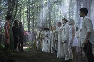 CAOS-Promo-3x04-The-Hare-Moon-06-Circe-Pan-Nagaina-Ambrose-Prudence-Agatha-Zelda-Hilda-Dorcas-Elspeth-Melvin-Sabrina-Nicholas