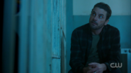 Season 1 Episode 13 The Sweet Hereafter FP in his cell 4
