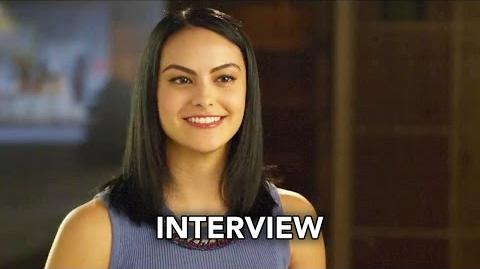 Riverdale (The CW) Camila Mendes Interview HD
