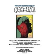 Chapter Six An Exorcism in Greendale Poster Draft