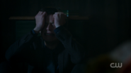 Season 1 Episode 11 To Riverdale and Back Again Jughead crying