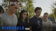 Riverdale Saying Goodbye The CW