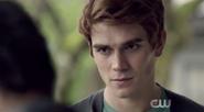 Season 1 Episode 1 The River's Edge Archie upset