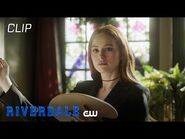 Riverdale - Season 5 Episode 6 - Archie Asks Cheryl To Help The Football Team Scene - The CW