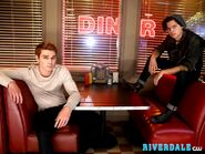 Season 2 Promotional Image Archie and Jughead