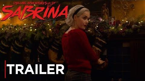 Chilling Adventures of Sabrina A Midwinter's Tale Trailer HD Netflix