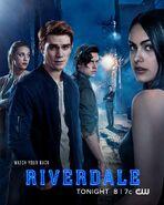 RD-Season-2-Promotional-Poster-Veronica-Archie-Betty-Jughead-Hiram