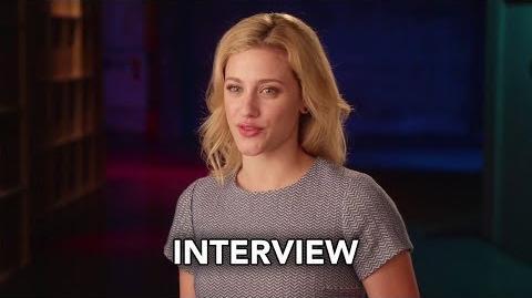 "Riverdale ""Lili Reinhart's Favorite Season 1 Scene"" Interview (HD)"