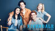 Season 2 Camila Mendes, Cole Sprouse, KJ Apa, and Lili Reinhart