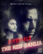 Chapter Forty Six The Red Dahlia Poster-Veronica-Jughead