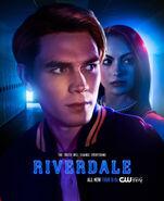 Riverdale Season 1 Poster 4-27-17