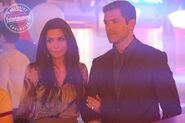 Season 2 First Look - Hermione and Hiram