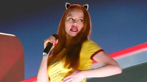 "Riverdale 2x02 Josie and the Pussycats Perform ""Milkshake"" with Cheryl (2017) HD"