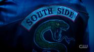 Season 1 Episode 12 Anatomy of a Murder Serpent jacket