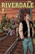 Riverdale 1 Krause cover