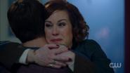 Season 1 Episode 12 Anatomy of a Murder Mary hugging Archie
