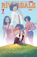 Riverdale 1 Salas cover