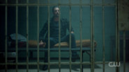 Season 1 Episode 13 The Sweet Hereafter FP in his cell 3