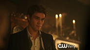 Season 1 Episode 1 The River's Edge Archie at after party