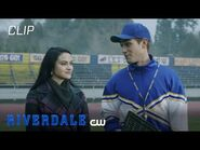 Riverdale - Season 5 Episode 9 - Veronica Shows Up While Archie Coaches Football Scene - The CW