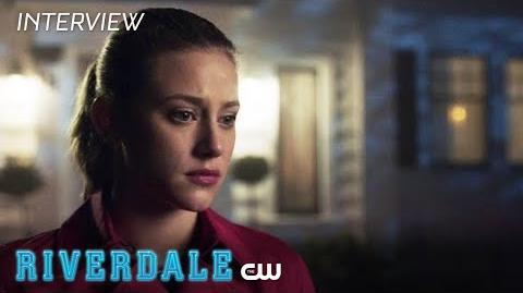 Riverdale Lili Reinhart Interview Betty's Rough Season The CW