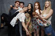 Excluse Comic-Con Portrait Riverdale Season 2 (2)