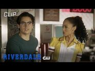 Riverdale - Season 5 Episode 5 - Tabitha Offers Jughead A Job Scene - The CW