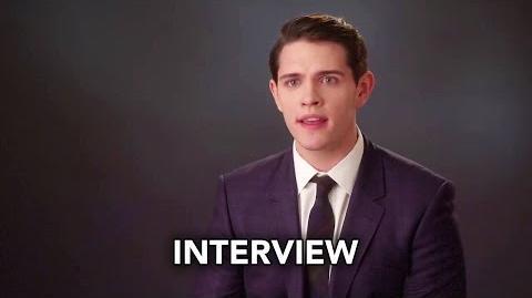 Riverdale (The CW) Casey Cott Interview HD