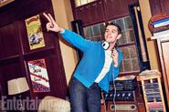 Entertainment Weekly Exclusive Photo Casey Cott (Kevin Keller)