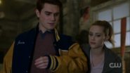 Season 1 Episode 12 Anatomy of a Murder Betty and Archie 2