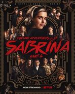 Chilling Adventures of Sabrina Part 4 Poster