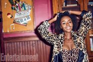 Entertainment Weekly Exclusive Photo Ashleigh Murray (Josie McCoy)