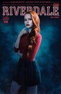 Riverdale 14 Variant Cover