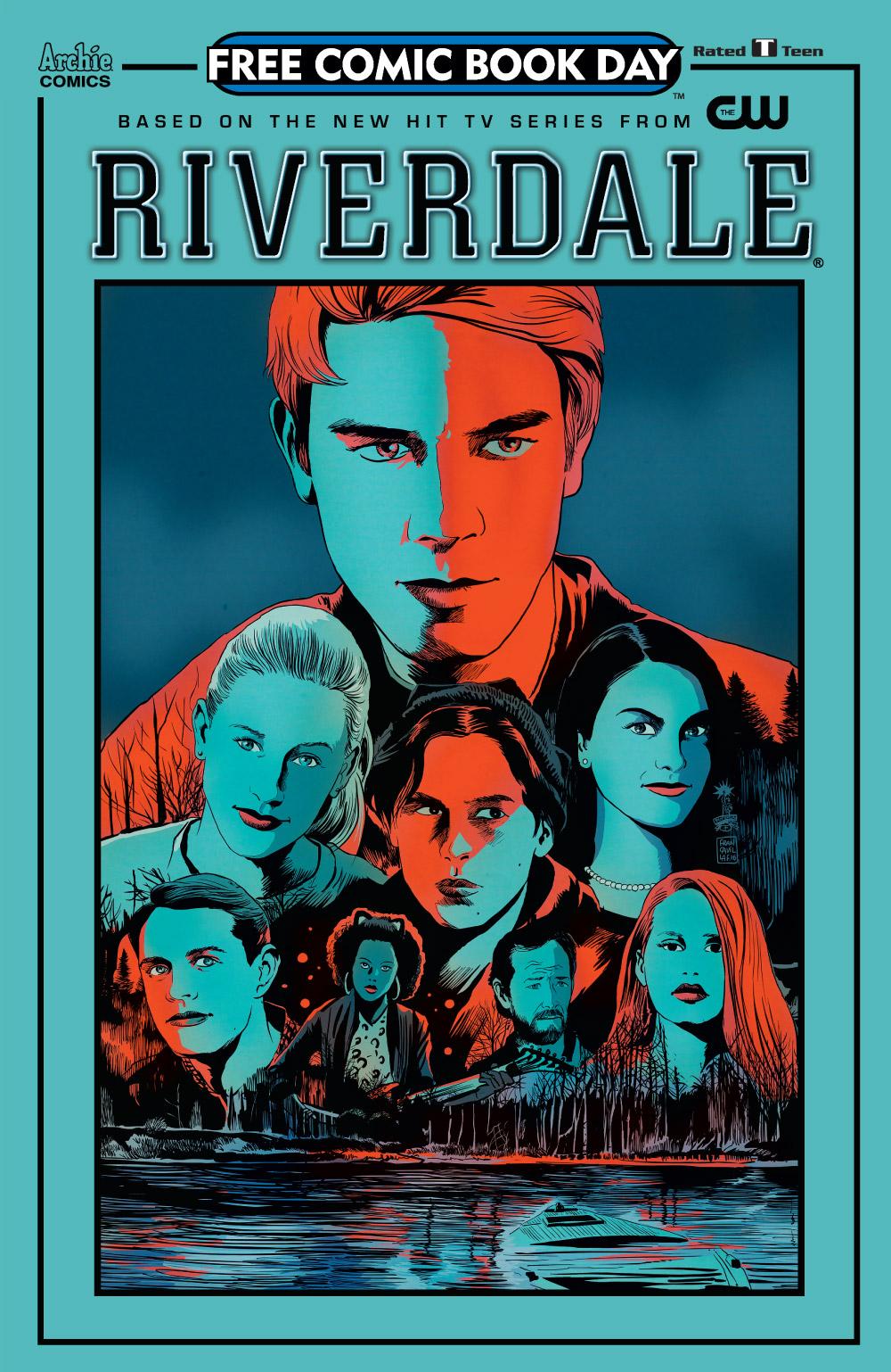 Riverdale Comic Book Archieverse Wiki Fandom