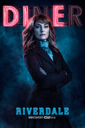 Season 2 'Diner' Alice Cooper Promotional Portrait