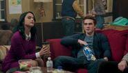 Season 1 Episode 9 La Grande Illusion Archie Veronica