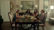 Season 1 Episode 8 The Outsiders Pembrooke Betty Polly Veronica Hermione