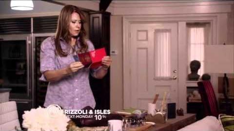 "Rizzoli & Isles 2x08 Promo ""My Own Worst Enemy"""