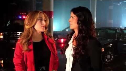 "Rizzoli & Isles Season 2 "" I'm not dead ! This is good """