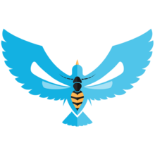 Birds and the Beezlogo square.png