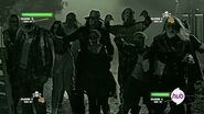 There are multiple of Zombies in the game