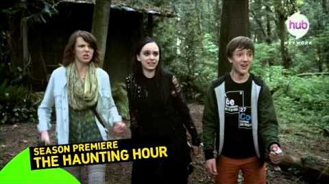 The Haunting Hour Season Premiere (Promo) - Hub Network