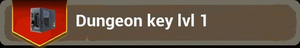 Dungeon Key Level 1 recipe
