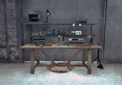 Electronics Station