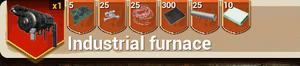 Industrial Furnace recipe