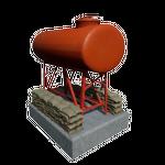 Large Fuel Reservoir