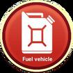 Vehicle Fuel Button