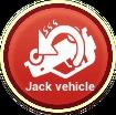 Vehicle Jack Button